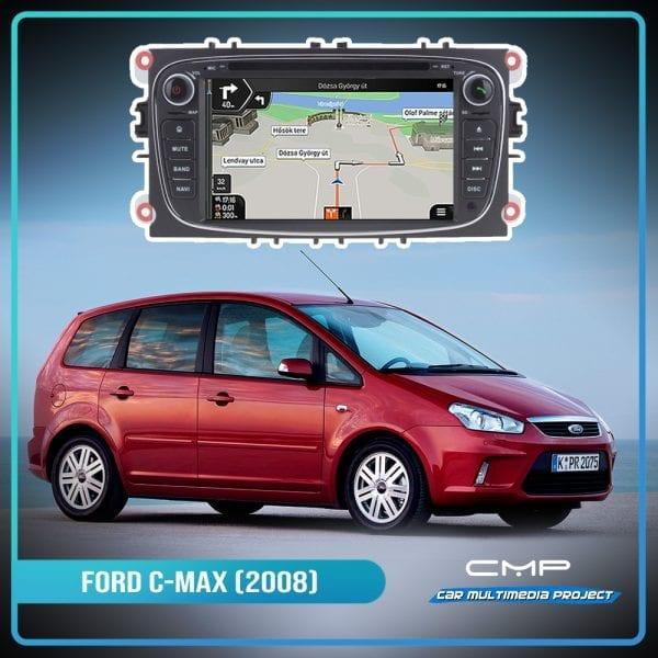FORD C-MAX (2007-2009) 7″ multimédia