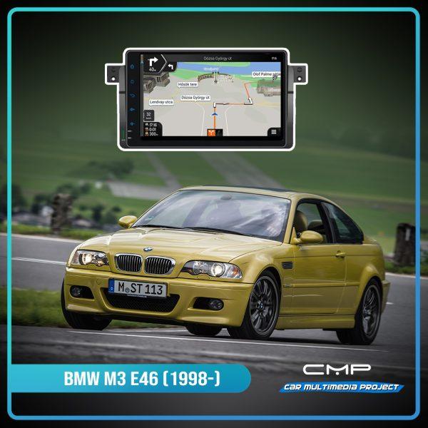 BMW 3 series M3 (1998-2005) 9″ multimédia