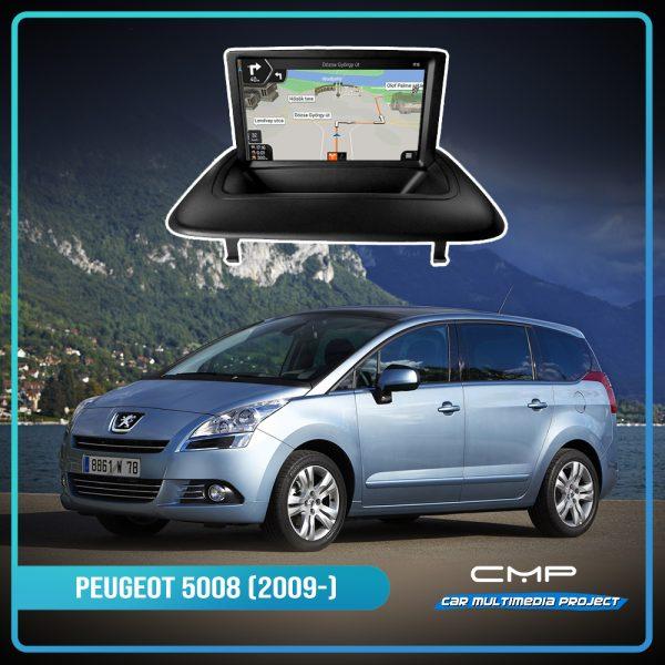 PEUGEOT 5008 (2009-2011) 7″ multimédia